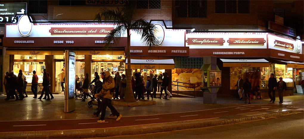 La Canasta Malaga