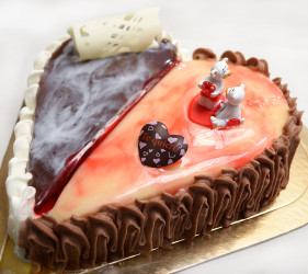 La Canasta San Valentin Malaga