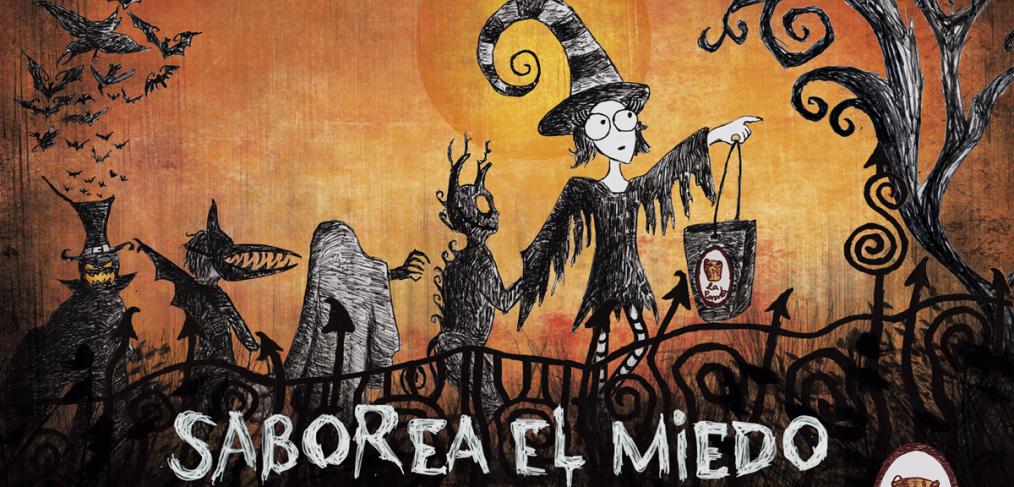 La Canasta Halloween Malaga