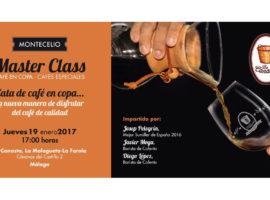 Master Class Cata de Café en Copa
